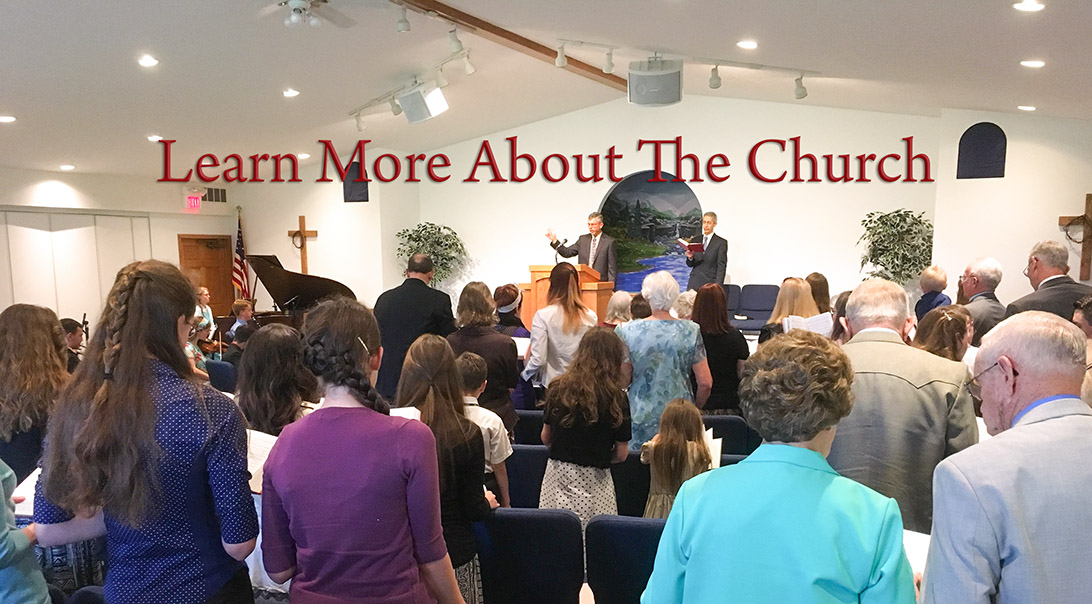 Learn More About Liberty Baptist Church Greenville Mi